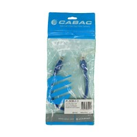 CABAC PL5EBL0.3 Blue Data Network Patch Cord