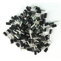 Boot Lace Pin Ferrule Insulated 1.5x8mm