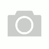 Powerclip 3 Gang Double Pole Caravan RV Light Switch Black with Silver