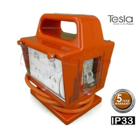 Tesla 4 Way Portable Outlets with RCBO Protection 10 Amp