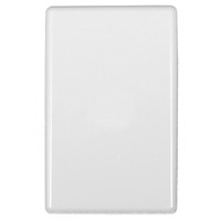 Blank Power Point Light Switch Cover Plate Tesla Standard Series