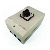 Tesla UKT3-40A 4 Pole 40 Amp Enclosed Changeover Switch 1-0-2