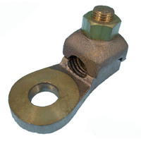 Utilux No 6 Copper Alloy Bolted Lug 150-185mm2